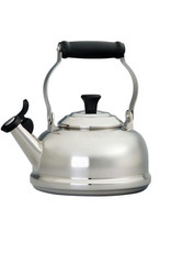 Le Creuset Whistling Kettle 1.6L - Stainless Steel Induction