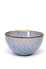 "Reactive Glazed Dip Bowl 11.5cm / 4.5"" - Grey"