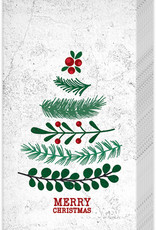 Natural Christmas Tree - Pocket Tissue