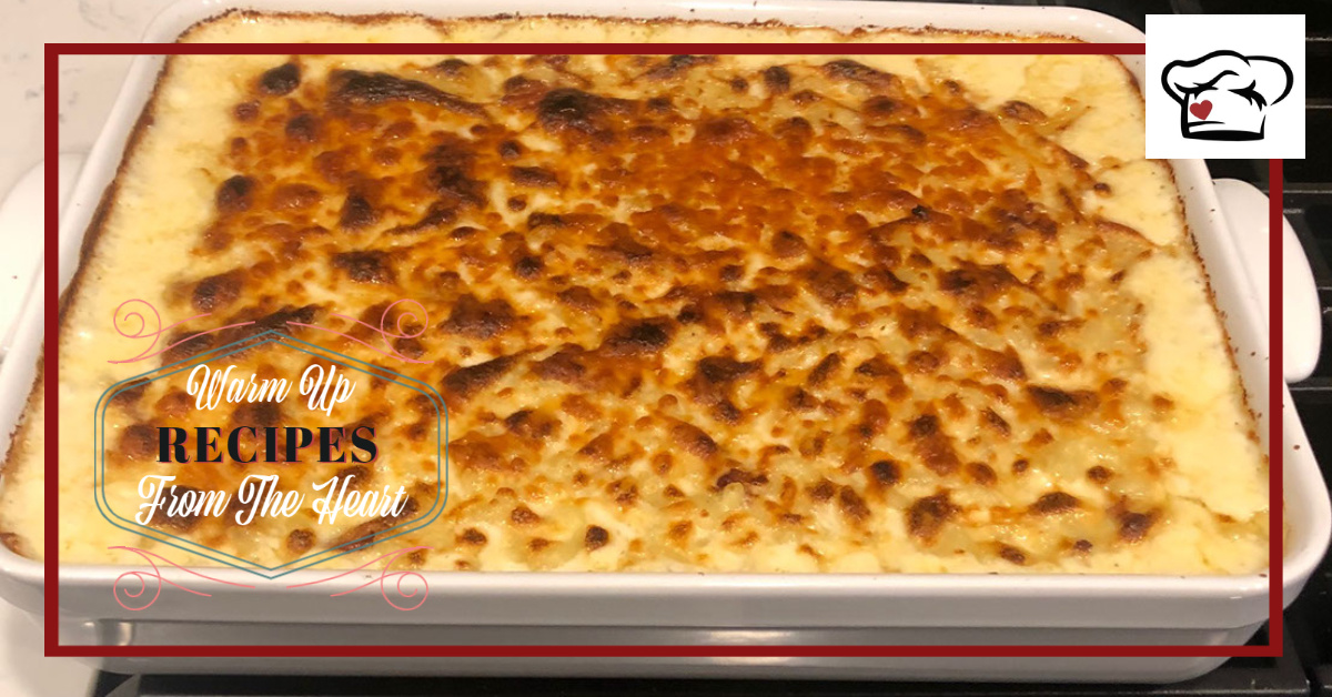 Warm Up Recipe - Baked Mac & Cheese