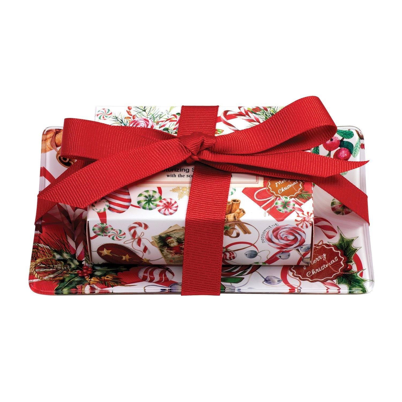 Peppermint Gift Soap Set