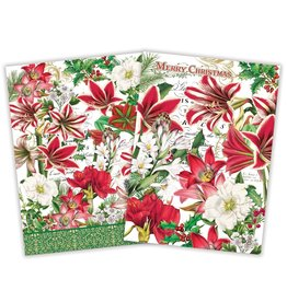 Merry Christmas Kitchen Towels S/2