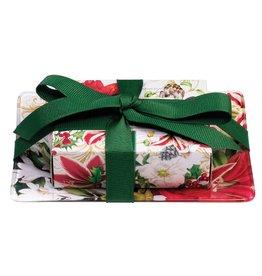 Merry Christmas Gift Soap Set