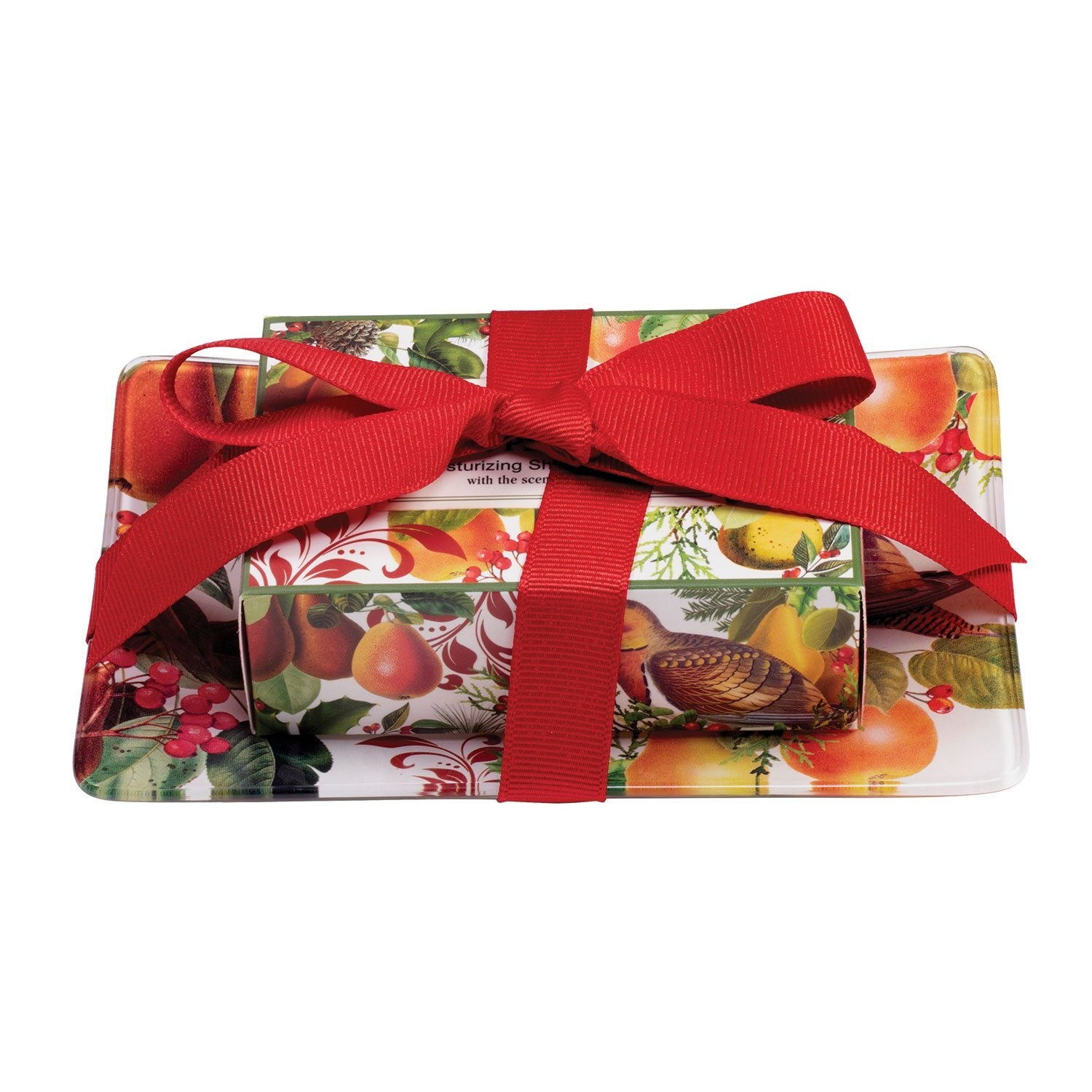 In a Pear Tree Gift Soap Set
