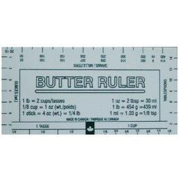 Baker's Butter Ruler