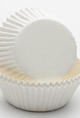 White Baking Cups - 50pk