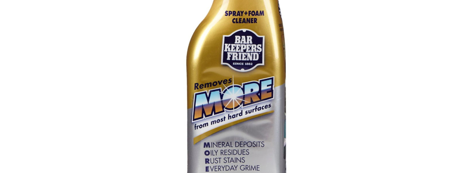 Bar Keepers Friend  Spray & Foam Cleaner - 750ml