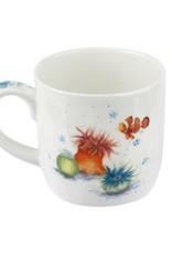 Wrendale Designs 'Clowning Around' Mug