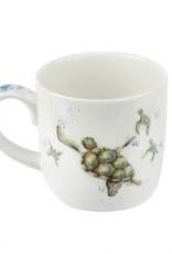 Wrendale Designs Swimming School (Turtle) Mug