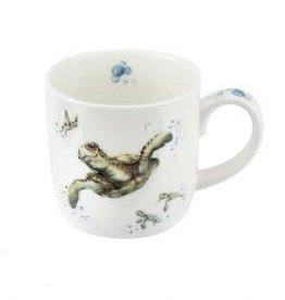 Wrendale Designs Swimming School (Turtle) Mug
