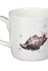Wrendale Designs Happy Hermit Crab Mug