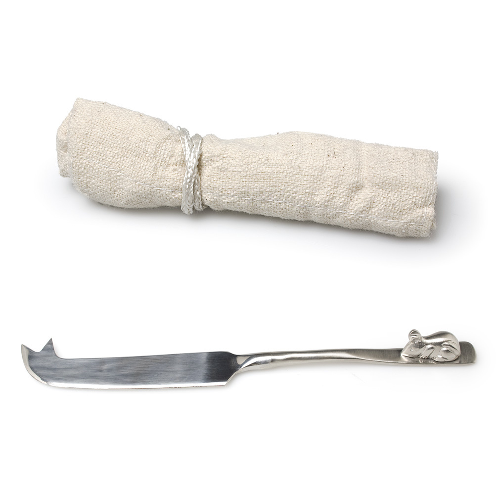 Cheese Knife with Mouse
