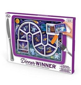 Fred Dinner Winner - Space