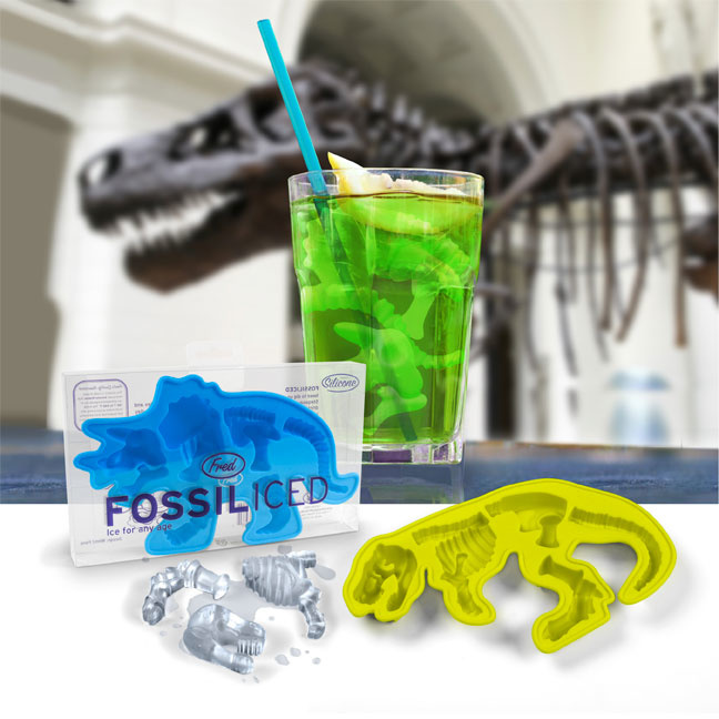 Fred Fossil Iced Tray