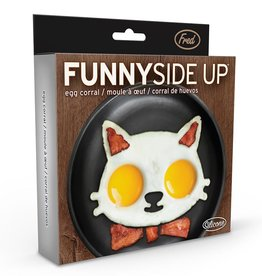 Fred Funny Side Up - Cat