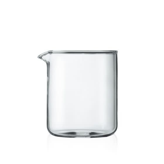 Beaker Glass .5L/ 17oz for Chambord French Press