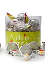 Danesco CH'A Tea Ball with Charm