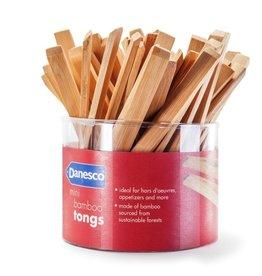 Danesco Mini Bamboo Tong - Single