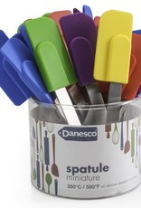 Danesco Mini Silicone Spatula - Single