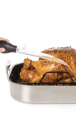 OXO GG Angled Poultry Baster w/Cleaning Brush