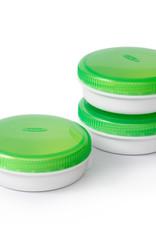 OXO GG On-The-Go Condiment Jars S/3