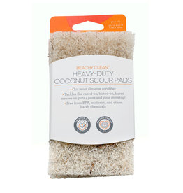 FC Scouring Pads 3Pk - Coconut Shell