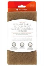 FC Scouring Pads 3Pk - Walnut Shell