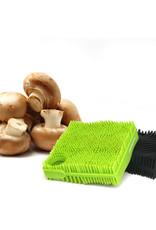 Fusionbrands Mushroom Cloth - Black Black Silicone
