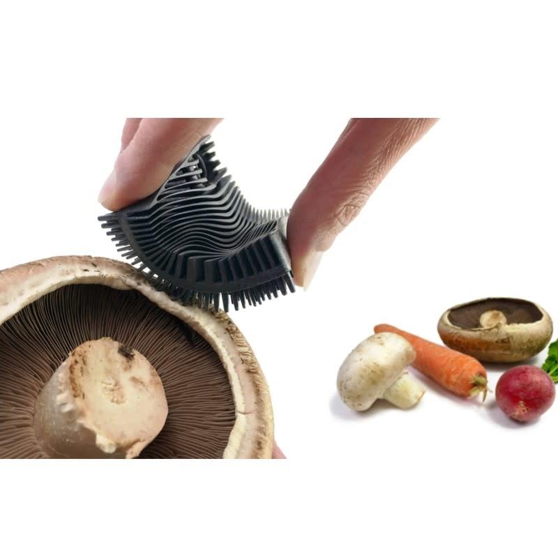 Fusionbrands Mushroom Cloth - Black Silicone