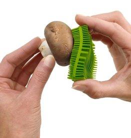 Fusionbrands Mushroom Cloth - Green Silicone