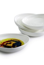 BIA Swirl Dip Dish S/4 - White