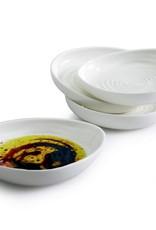 BIA Swirl Dip Dishes S/4 - White