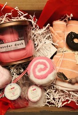 Curated Gift Box - Baby Girl (Donut)