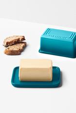 Le Creuset Butter Dish 454gm / 1lb - Sage