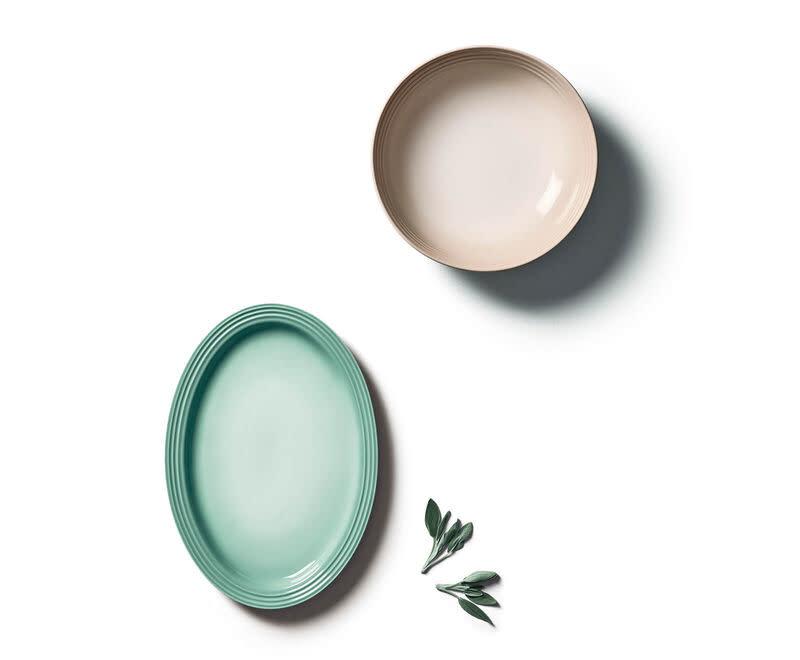 Le Creuset Oval Platter 46 cm - Meringue