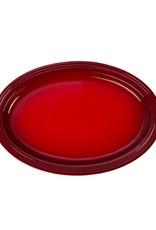 Le Creuset Oval Platter 46cm - Cherry