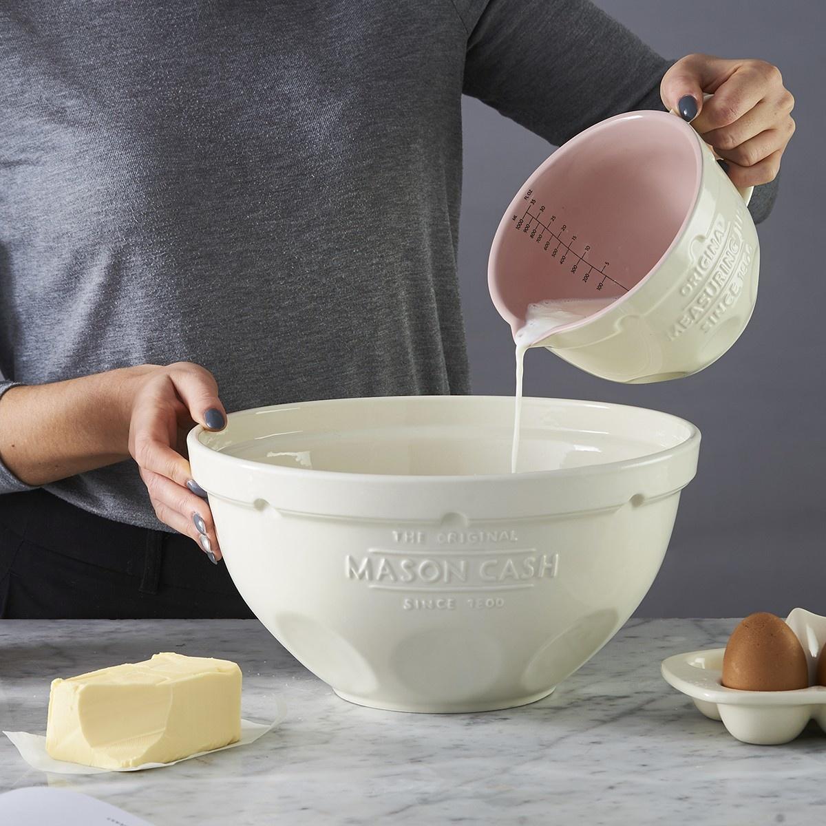 Innovative Measuring Jug 1L/ 1qt  - Cream