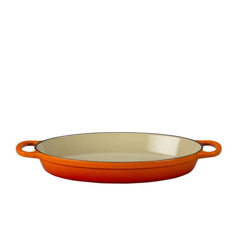 Le Creuset Signature Oval Baker 1.4L - Flame