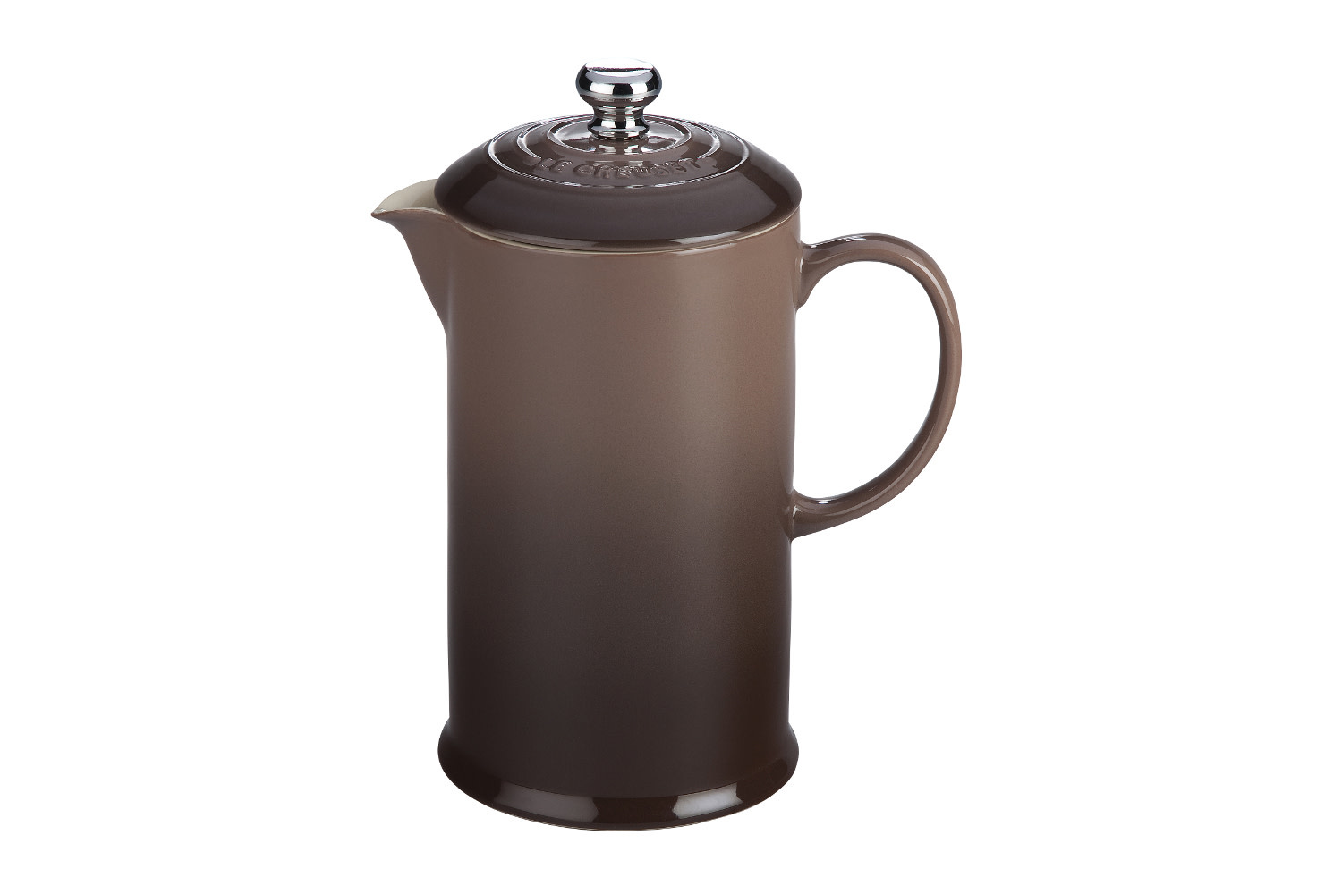 Le Creuset French Press 0.8L / 27oz - Truffle