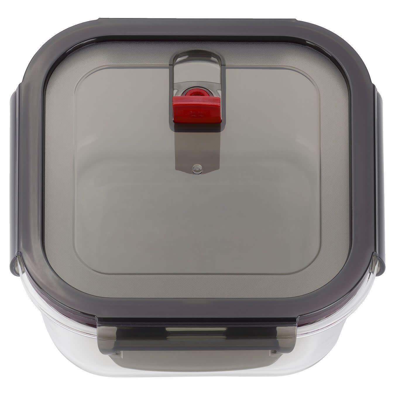 ZWILLING Gusto Sq Glass Cont 1.1L/1.16qt