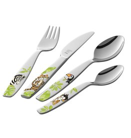 Zwilling J.A. Henckels 4pc Children's Set - Jungle