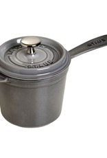Staub Sauce Pan 1.18L / 1.25qt - Grey