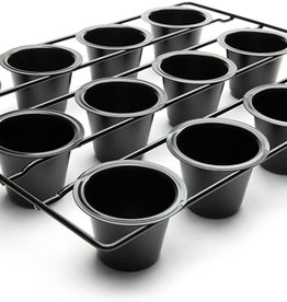 Mini Popover Pan - 12 Cups
