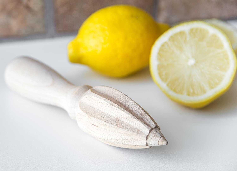 """Lemon Reamer - Wood 6.25"""""""