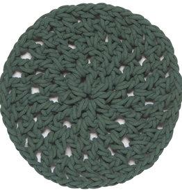 "Trivet 23cm / 9""-Knot Heirloom - Jade"