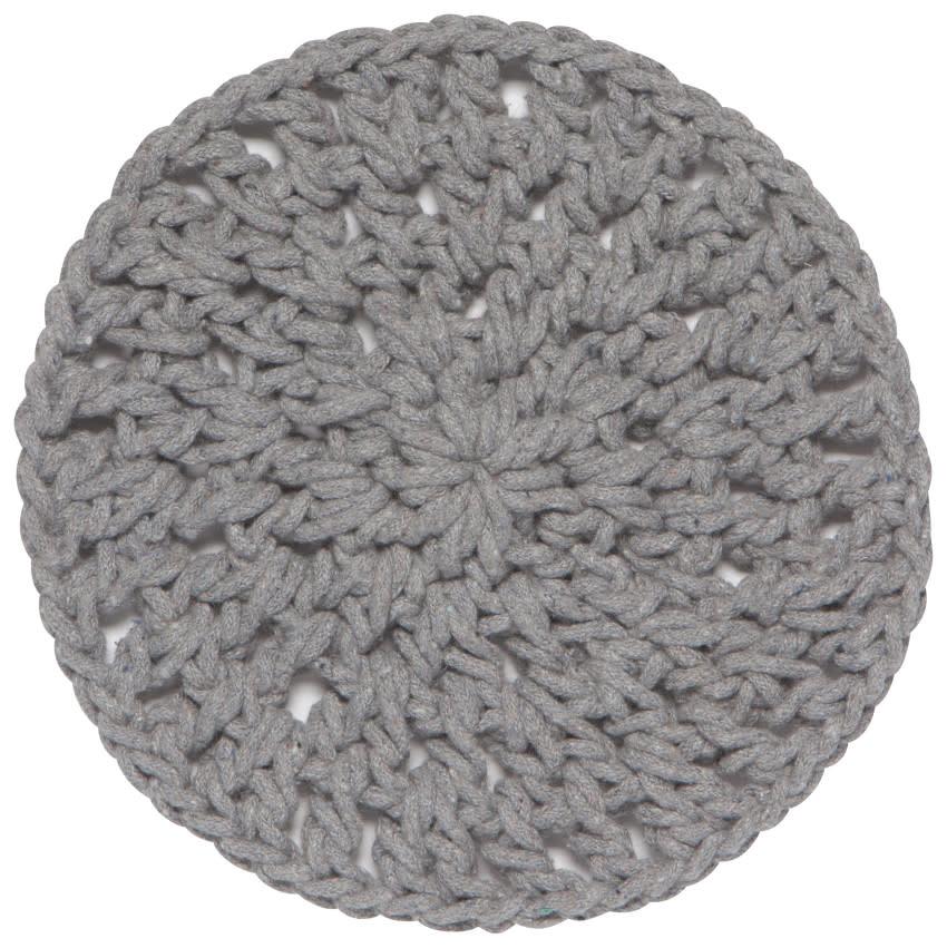 "Trivet 23cm/9""-Knot Heirloom - Shadow Grey"
