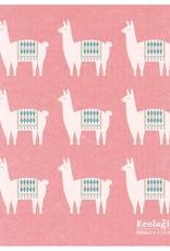 Now Designs Swedish Dishcloth - Lupe Llama