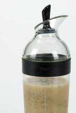OXO GG 350ml Salad Dressing Shaker - Black