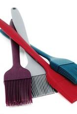 """Danesco Silicone Brush 26cm/10.5"""" Plum"""
