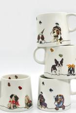 Paws Cafe  Dog Mug - Assrt'd 360ml / 12oz